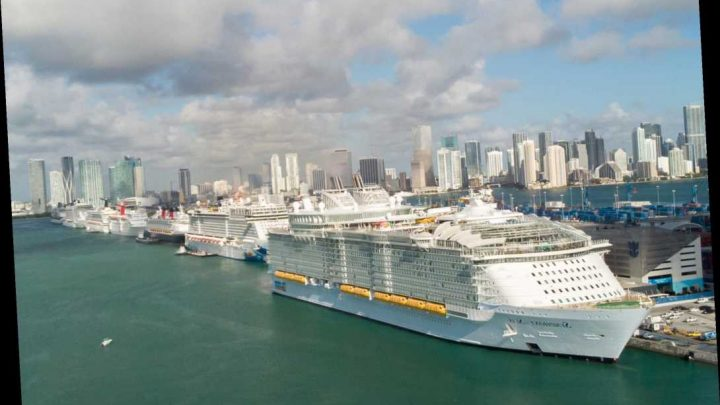 When will cruises start again? Latest travel advice for TUI, Princess Cruises and Royal Caribbean