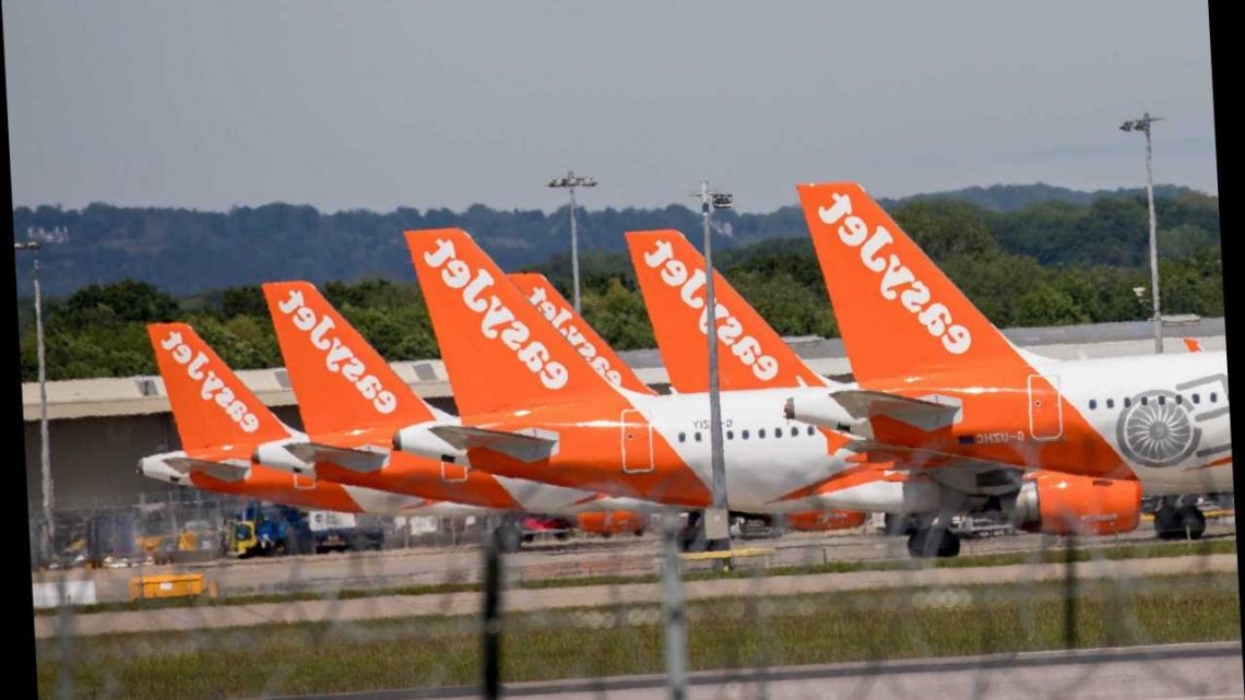 Easyjet customers told to pay hundreds of pounds to rebook cancelled flights offered full refunds after Sun steps in