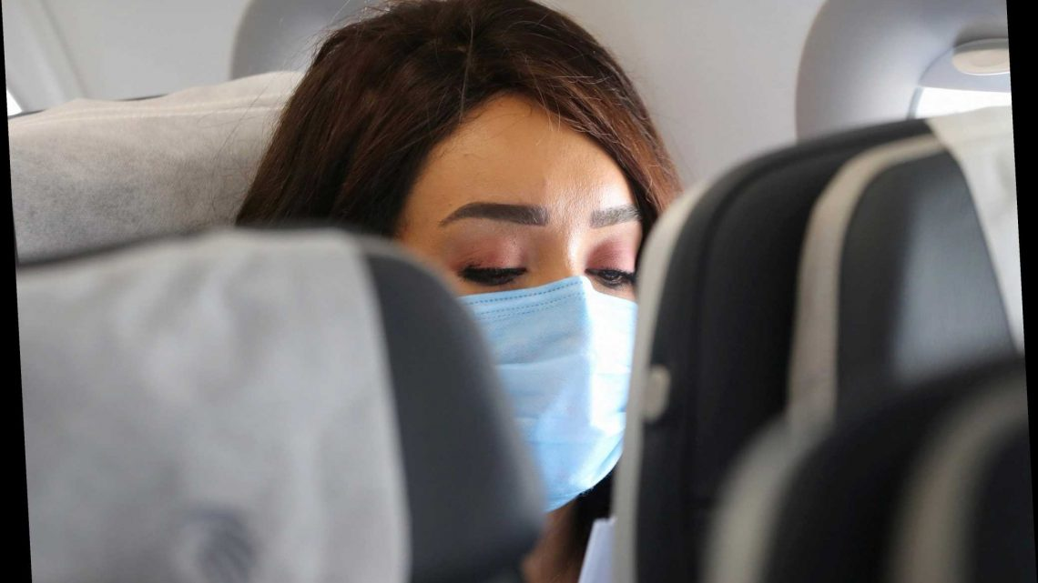 Fly early in the day to reduce coronavirus risk – as planes are only deep cleaned overnight