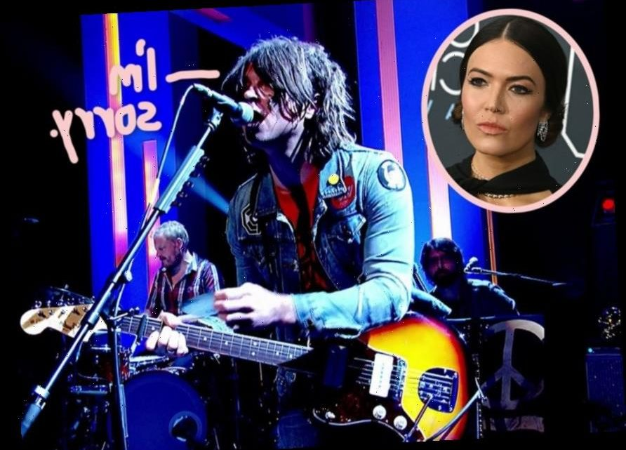 Ryan Adams Issues Open Apology To Victims Of His Sexual Misconduct — Ex Mandy Moore Calls It 'Nons