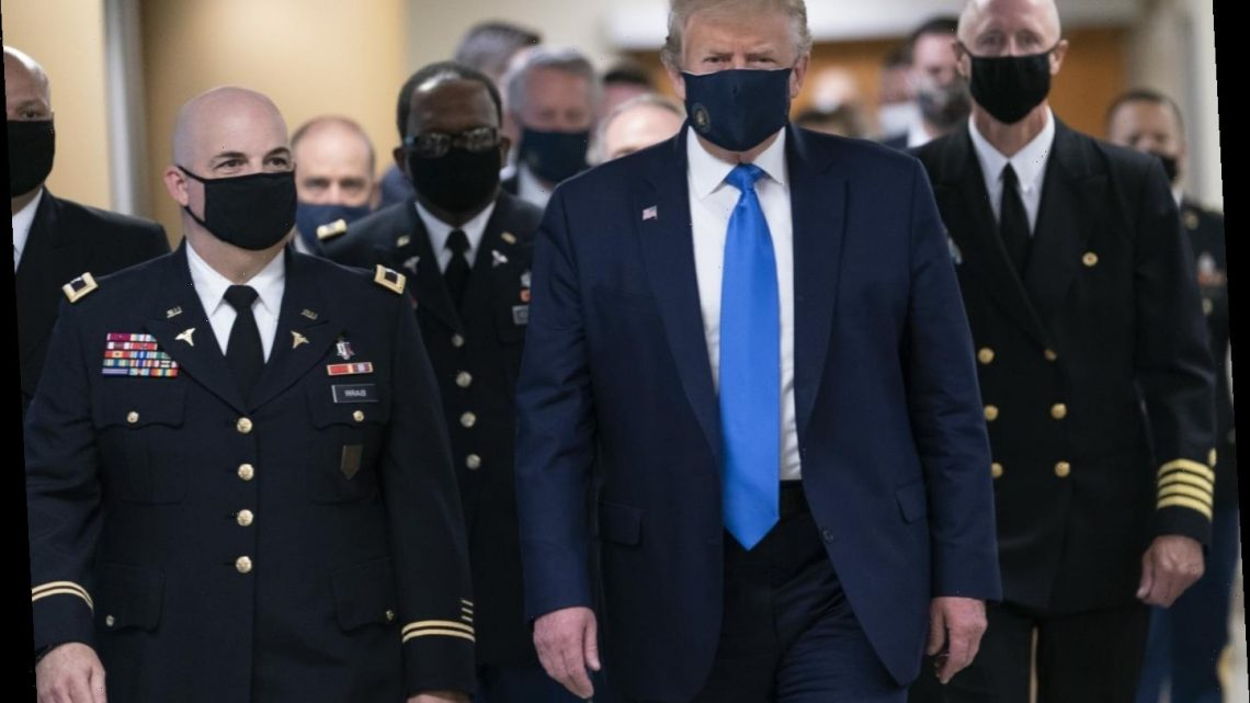 Donald Trump will order his Gestapo goons to invade even more American cities