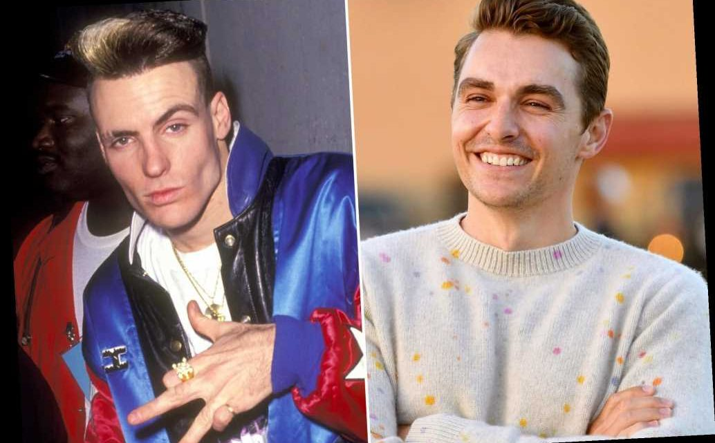 Dave Franco set to play rapper Vanilla Ice in an 'Extreme' biopic