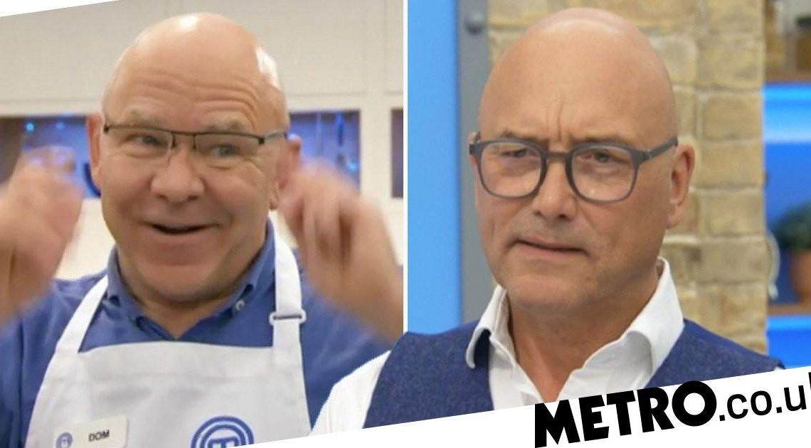 Celebrity MasterChef: Gregg Wallace and Dom Littlewood look freakishly alike