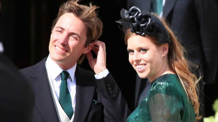 Why Princess Beatrice's Wedding Really Had the Queen Tearing Up