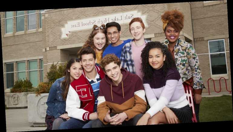 'High School Musical: The Musical: The Series' Wins GLAAD Award!