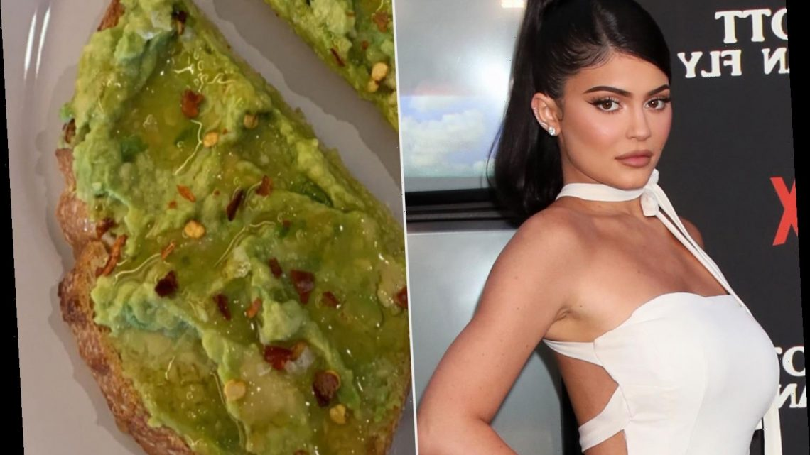 Kylie Jenner's Go-To Avocado Recipe Has a Surprising Sweet Twist