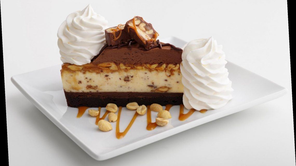 The Cheesecake Factory Has a New Snickers Cheesecake — and Is Donating $1 for Every Slice Sold
