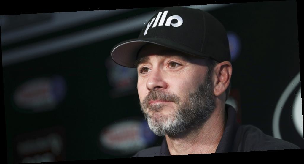NASCAR's Jimmie Johnson Pulls Out of Weekend Race After Testing Positive For Coronavirus