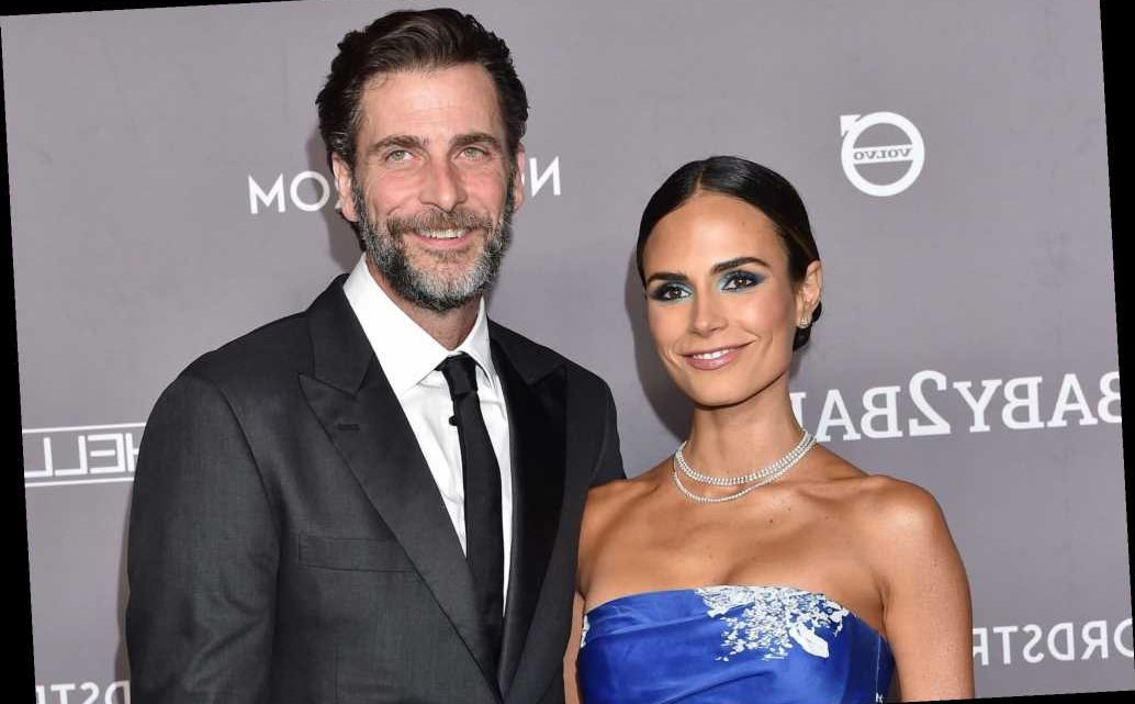 Jordana Brewster files for divorce from Andrew Form after 13 years of marriage
