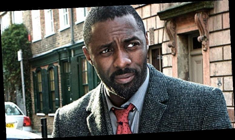 Idris Elba Says 'Luther' Movie Is Moving Forward