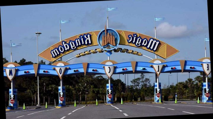 Disney World on track to reopen as coronavirus cases surge in Florida