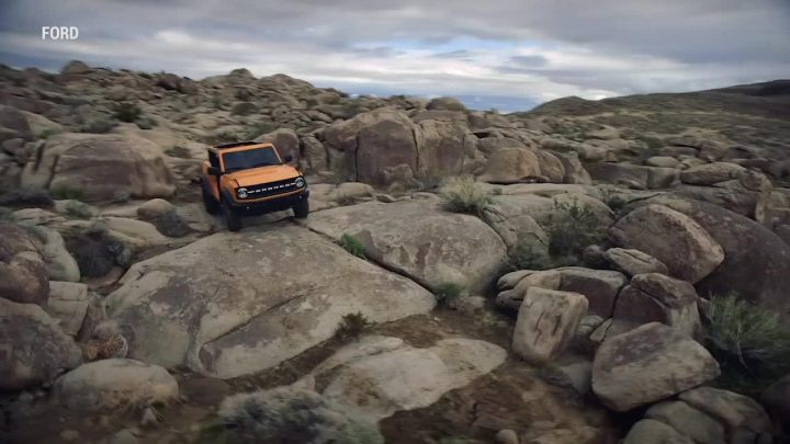 Limited-production Ford Bronco First Edition already 'sold out'