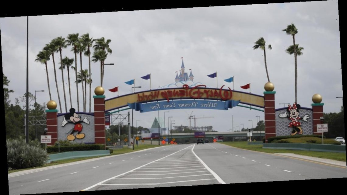 Florida faces ongoing surge in coronavirus cases as Disney World starts to reopen