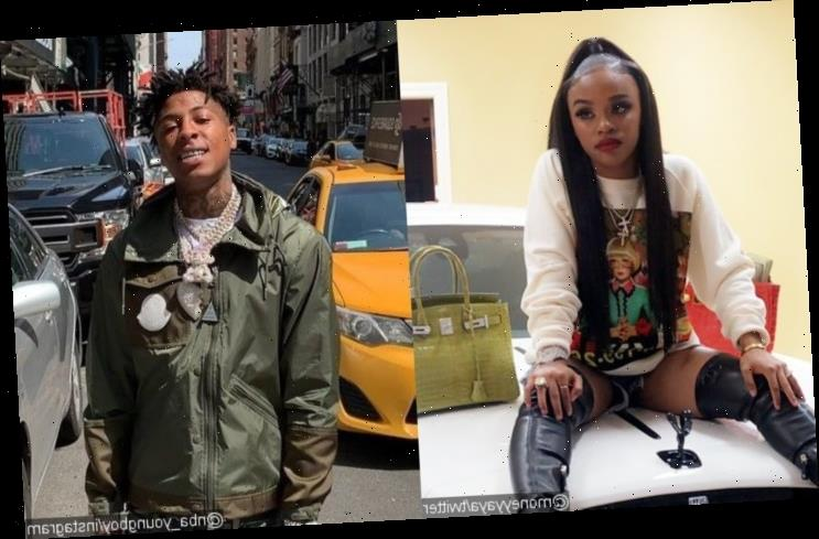 Yaya Mayweather Clears Instagram After NBA YoungBoy Gets Cozy With Mystery Girl in New Video