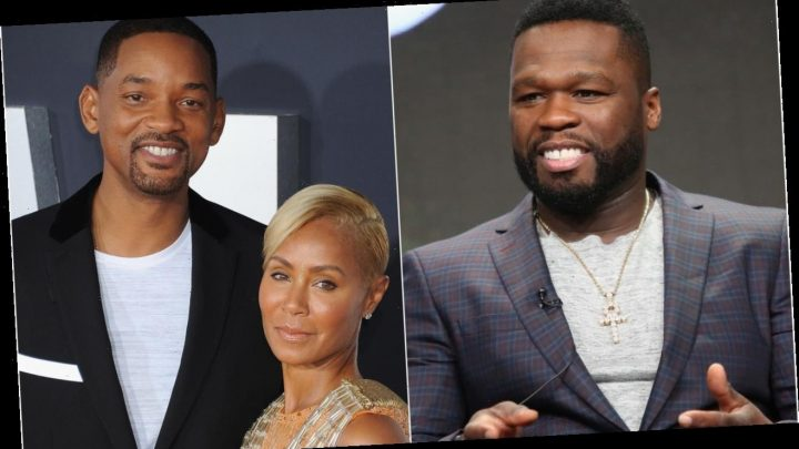 Will Smith Got Heated With 50 Cent Over Jada Pinkett Smith's Relationship With August Alsina