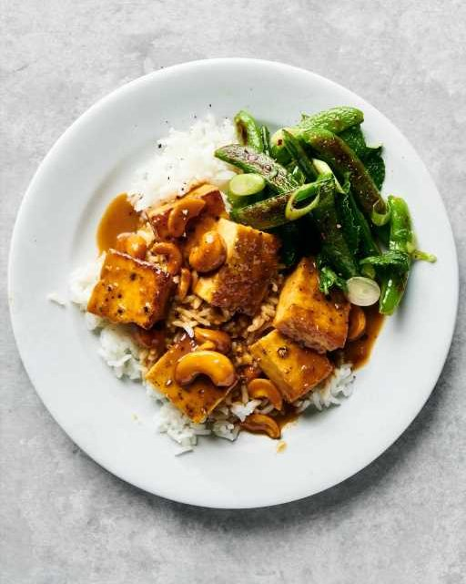 This one-pan meal shows just how joyful tofu can be – The Denver Post