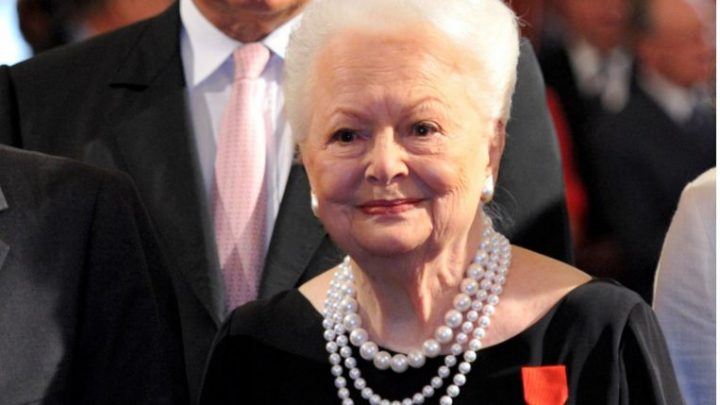Gone With The Wind star Olivia de Havilland dies at 104