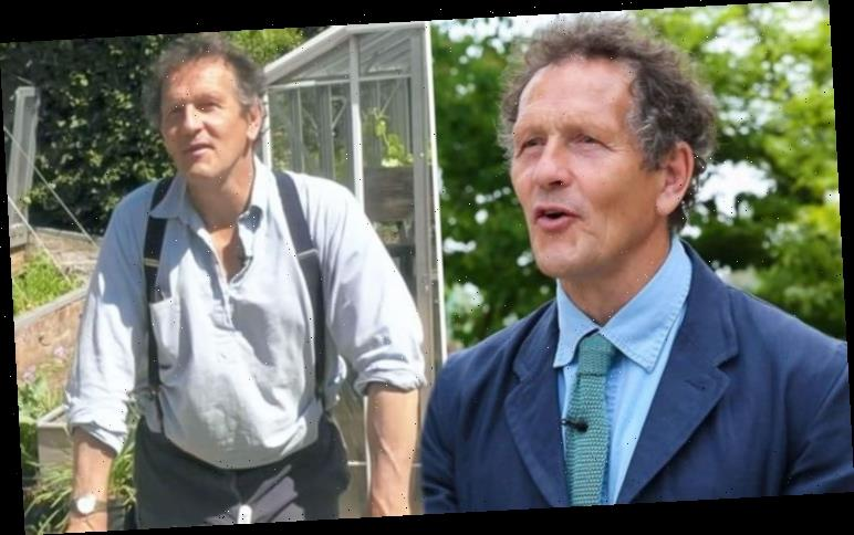 Monty Don: Gardeners' World host reacts as fan queries his warning after horrible accident