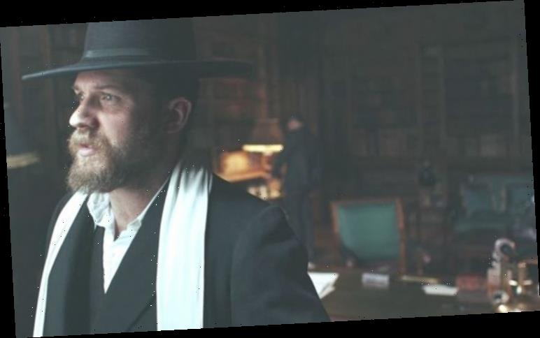 Tom Hardy: Who is Peaky Blinders star Tom Hardy? What has Tom Hardy starred in?