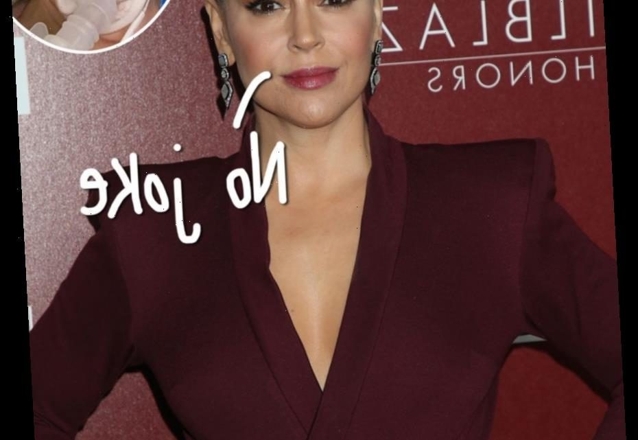 Alyssa Milano Reveals Positive COVID-19 Antibodies Result Months After Thinking She 'Was Dying'