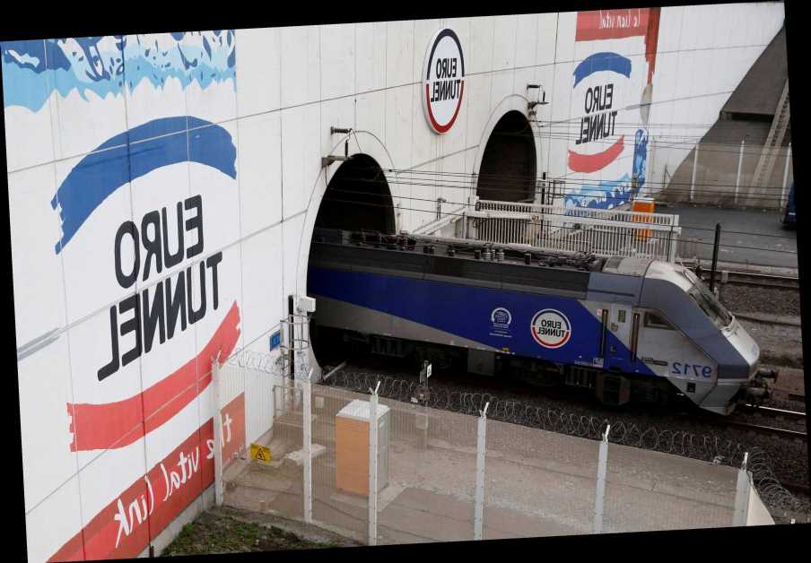 Travel loophole allows Brits using Eurotunnel to avoid quarantine if passing through France