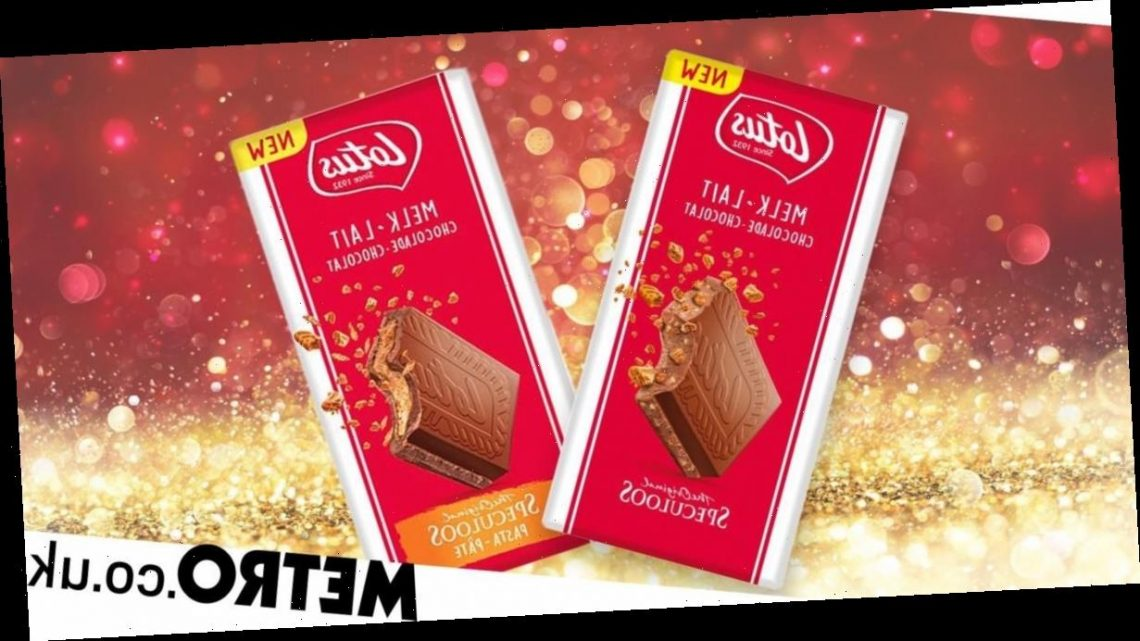 Lotus to launch two new biscuits including one filled with Biscoff spread