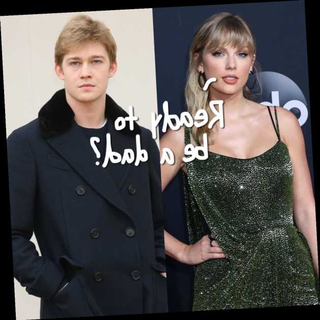 Taylor Swift 'Very Excited' To Have Kids With Joe Alwyn – 'When The Timing Is Right'