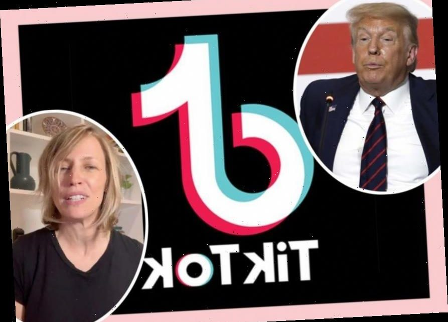 TikTok Responds To Donald Trump's Threat To Ban The App: 'We're Not Going Anywhere'