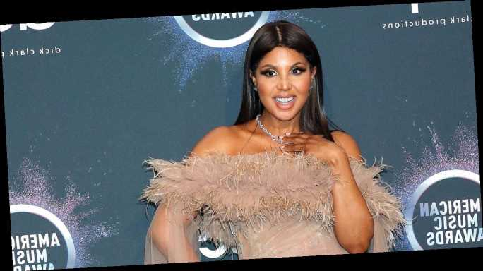 What?! Toni Braxton Uses a Vibrator as Part of Her Skincare Routine