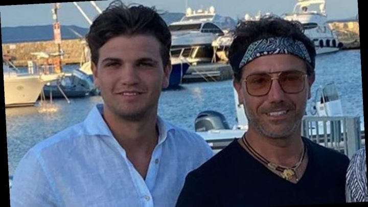 This Morning's Gino D'Acampo delights fans with rare photo of lookalike son