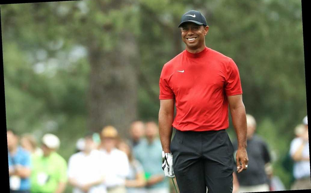 Tiger Woods Happy to Golf Without Fans Yelling and Touching Him: 'It's Different'