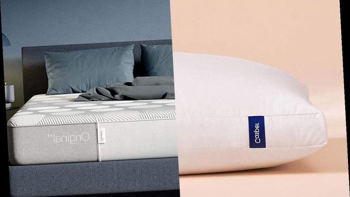Casper Mattresses, Pillows, and Toppers Rarely Go on Sale, but Amazon Has 5 Impressive Deals Right Now