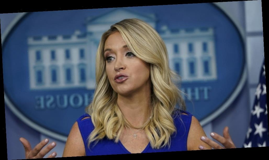 The truth about Kayleigh McEnany's husband, Sean Gilmartin