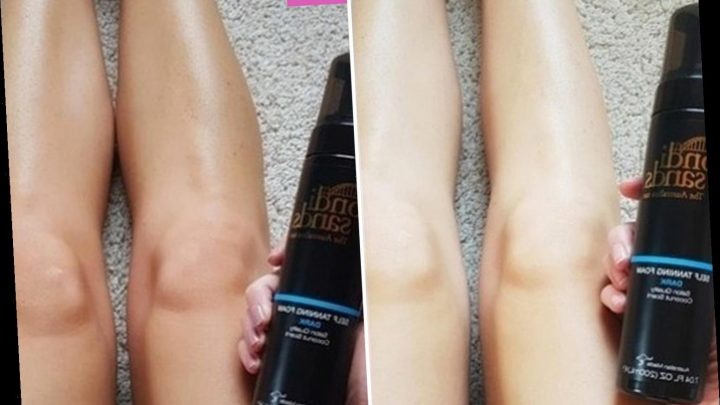 This £11.99 tanning foam is the best selling one in Boots – and the results speak for themselves