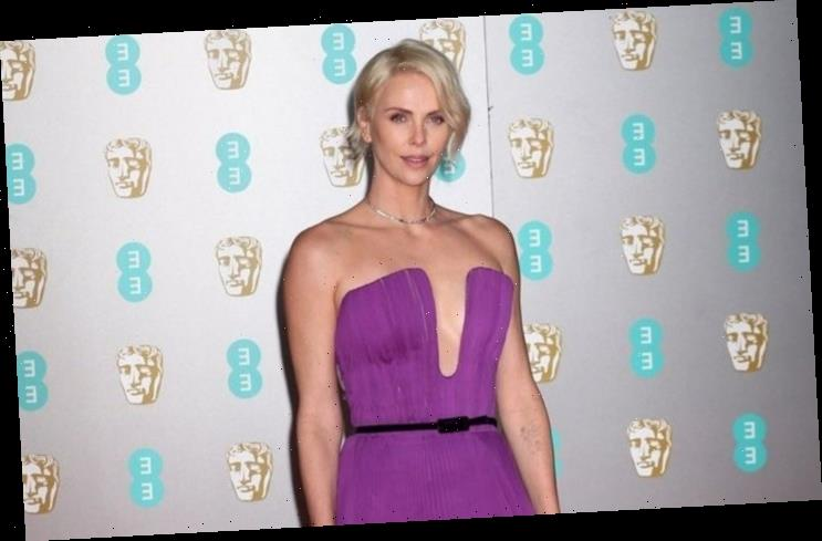 Charlize Theron's Kids Worried About Her Nonexistent Love Life