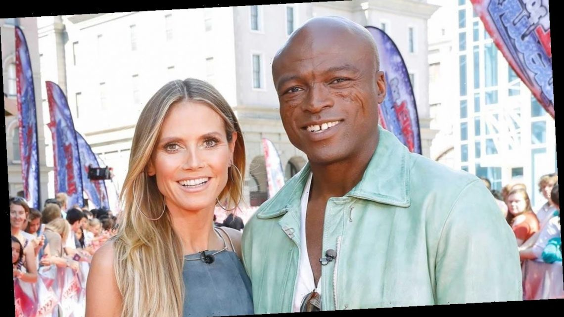 Heidi Klum Says Ex Seal Won't Let Her Take Their Kids to Germany