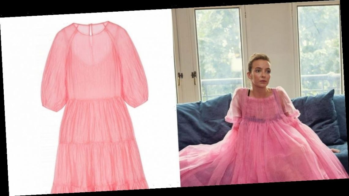 This £15 Primark dress looks identical to Villanelle from Killing Eve's iconic outfit