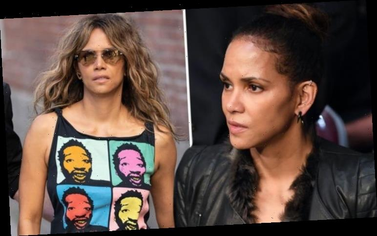 Halle Berry starts 'purgatory' room at home amid coronavirus pandemic: 'I feel at risk'