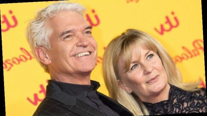 Phillip Schofield admits he was in 'dark and scary place' with mental health