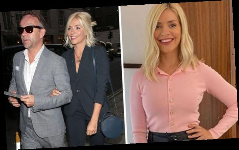 Holly Willoughby blames Frank Lampard for husband's anger in home insight 'Killing him!'