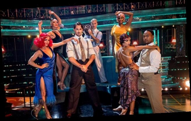 Strictly stars face being DISQUALIFIED if they test positive for Covid