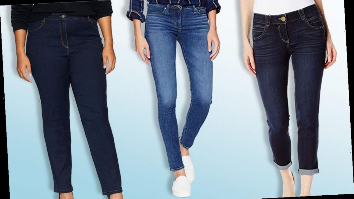 The 10 Best Stretch Jeans For Women