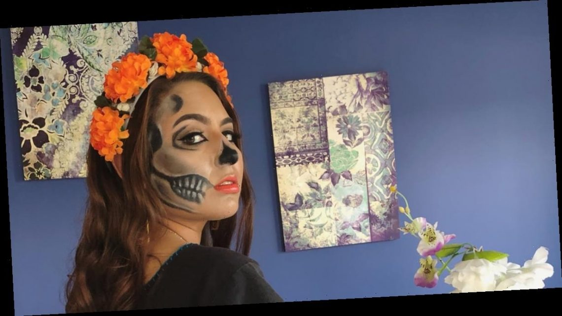 This Mexico-Based Makeup Artist Will Give You Major Día de los Muertos Catrina Inspiration