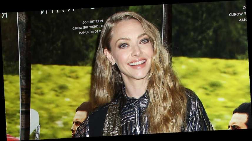 Amanda Seyfried Shows Throwback Baby Bump Photo After Secretly Giving Birth
