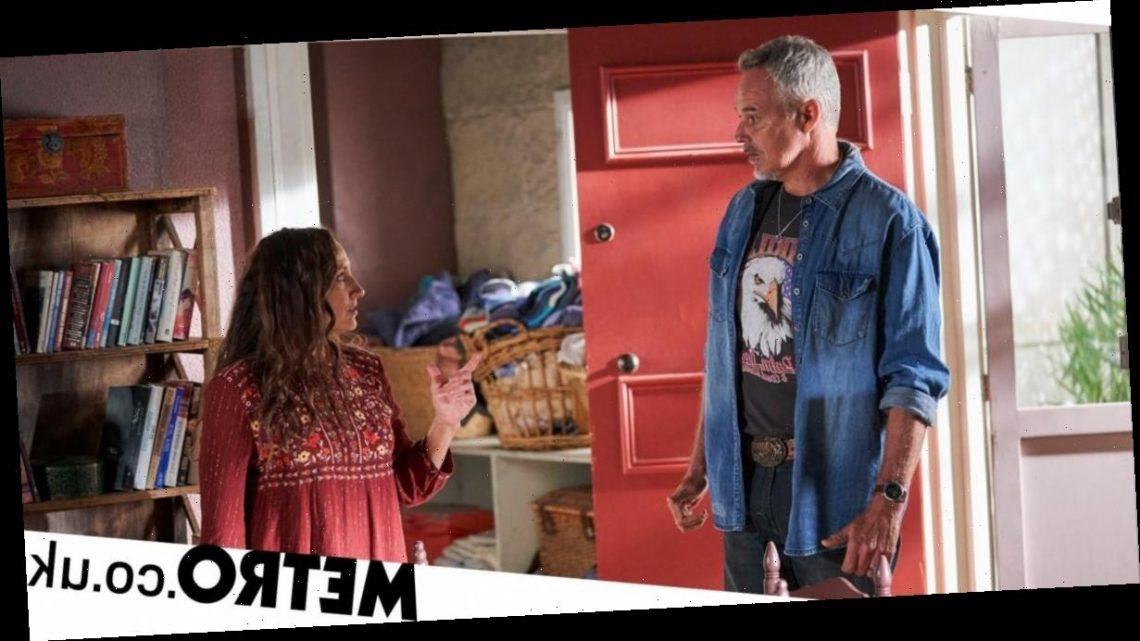 Spoilers: The ghost of Evan haunts the Bay in Home and Away?