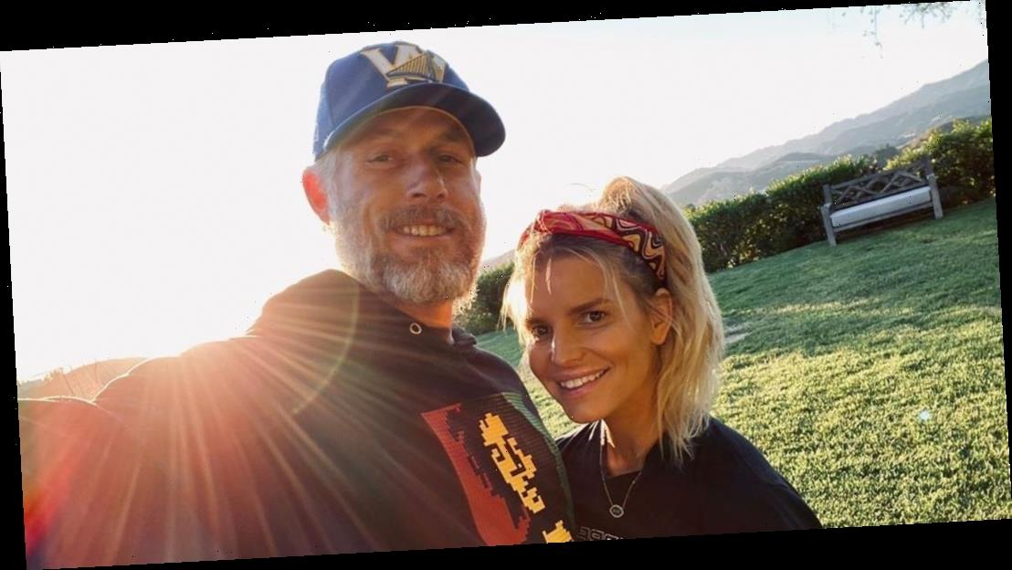 Jessica Simpson Has 'Dream Date' With Husband Eric Johnson
