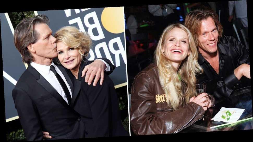 3 Decades Strong! Kevin Bacon and Kyra Sedgwick's Relationship Timeline