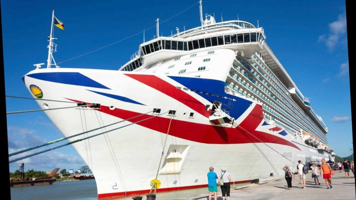 P&O Cruises cancels all holidays until early 2021 due to coronavirus