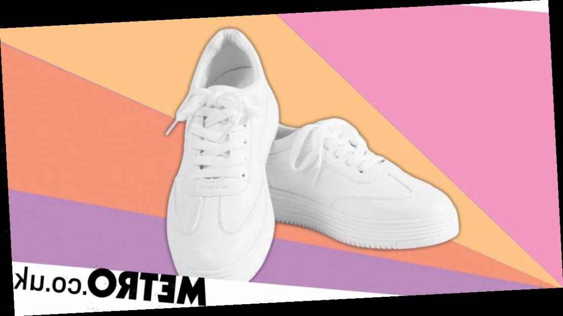 How to keep white trainers clean all year around