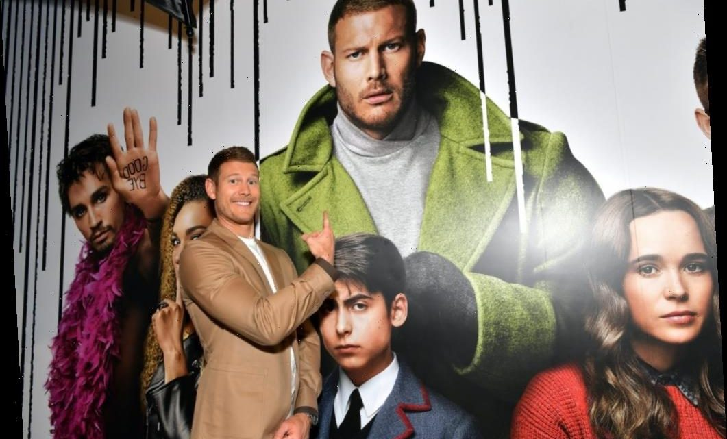 'The Umbrella Academy': Tom Hopper Shares the Thing That Helped Him Become Luther Hargreeves